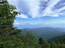 金峰山2599m登頂