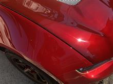 ロードスター ND カーボンボンネット 透かし塗装 ボディ同色 愛知県豊田市 倉地塗装 KRC