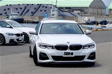 BMW G20 TECH-M シロクマちゃん♪