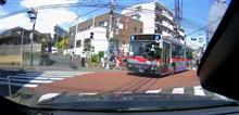 東急バスの運転手に威嚇された(-_-メ)   #東急バス #歩行者 #威嚇