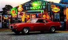 【aw】1969 Pontiac Firebird Trans Am