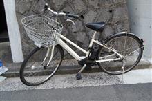 YAMAHA電動自転車のメンテでしましょ♪