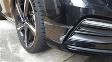 ガリガリ…(>_<)   #Volvo #S60 #こすり傷 #補修 #コンパウンド
