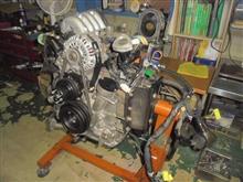 RX-7 FC3S エンジン組み上がりました!2019年9月1日~8日
