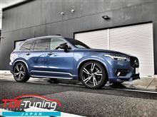 【XC90 T6 AWD Rデザイン Polestar DBA-LB420XC TDI Tuningガソリン車用サブコン】インプレ頂きました!!