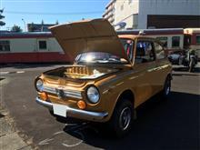 小樽クラシックカー博覧会に出品しましたー