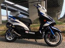 シグナスXのヘッドライトをLED化-バイクLED化シリーズ3