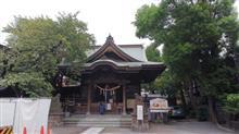 女躰神社さんに参拝  #川崎 #女躰神社