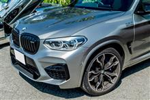 BMW X3 M Competitionで福島ドライブ