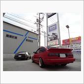 2019岡山国際 AE86  ...