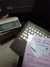 40周年記念PC届いた!