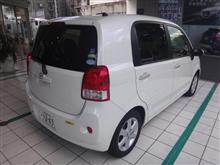 トヨタ ポルテ G (CVT・NSP141)