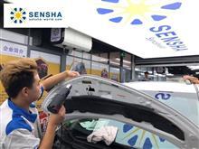 世界33か国 800店舗展開の信頼と実績   洗車の王国 中国