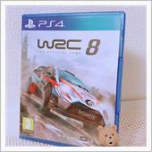 WRC8 買ってすぐのプレイ