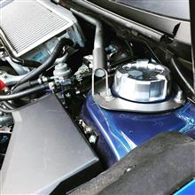WRX STI用アッパーマウントカバー販売間近!