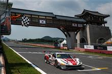 Blancpain GT World Challenge Asia in Korea & China