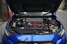 スバル WRX-STI/S4・レヴォーグ用エンジンサイドカバー予約販売開始!