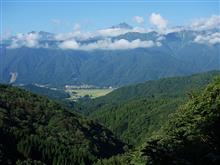 長野県白馬村大字神城(国道406号線白沢洞門付近)