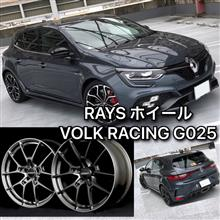 RAYS VOLK RACING G025