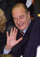 ジャック・シラクさん(86)死去...