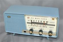 松下電器産業 ナショナル 真空管ラジオ AX-420