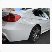 BMW:F30タイヤ交換です!