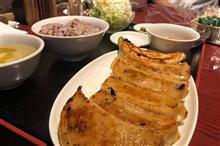大きな餃子ランチ 神保町 SANKOUEN CHINA CAFE&DINING