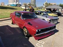 カリフォルニアの日本旧車のイベント
