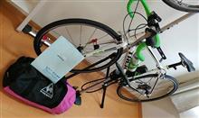 【自転車】明日のサイクルイベント、準備はOK。