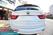 【BMW X5(F15) LDA-KS30 ディーゼルサブコンTDI Tuning】インプレ頂きました。