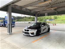 M2 GTS twinHPFP test in Suzuka!!