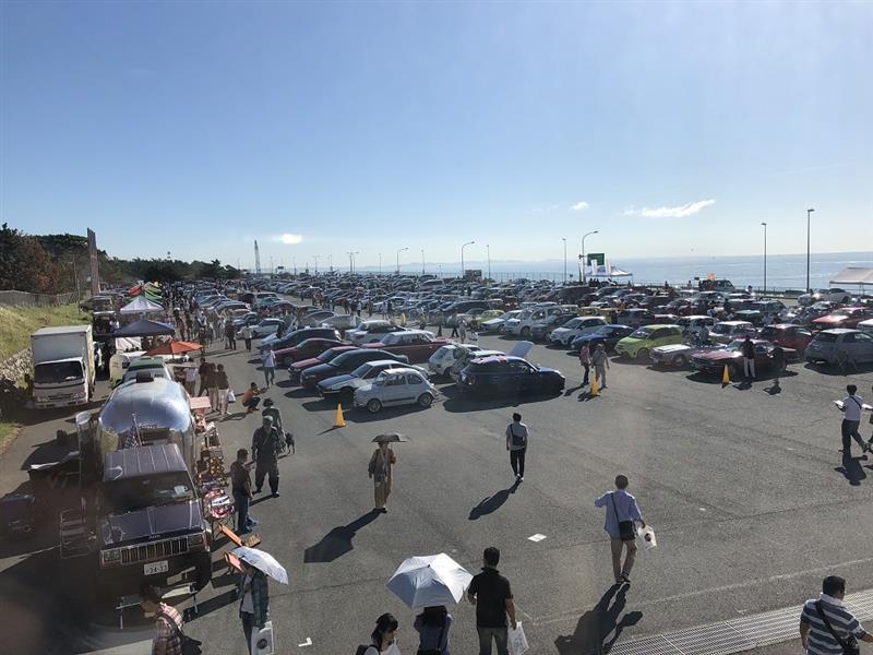 大磯 ロング ビーチ イベント