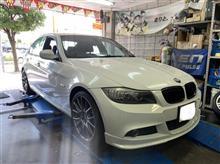 BMW:E90にダブルスポーク194Mをご装着!