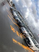 10月6日(日)田上町役場の車のイベントに行って(ง°̀ロ°́)ง⚡キター!!✨