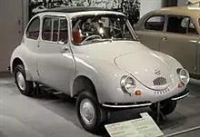 昔の軽自動車