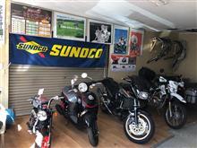 【SUNOCO MOTOR OIL 取扱店】 helper factory