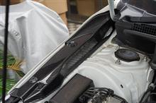 スバル インプレッサスポーツG4,XV用 ドライカーボン エンジンサイドカバー予約販売開始!