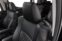 トヨタ ヴェルファイア 7人乗り Z-Aエディション シートカバー取付け 装着画像 の巻