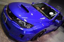 愛される名車。スバル・WRX STIのガラスコーティング【リボルト川崎】
