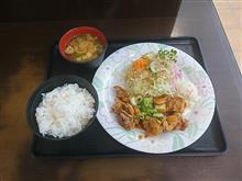 山陽道下り三木SA 播州鶏の味噌炒め990円