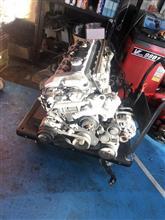 S54エンジン燃焼室加工!!E46 M3!!