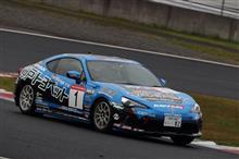 86/BRZ Race 最終戦 プロクラス予選からレース1まで