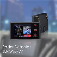 レーザー&レーダー探知機の超コンパクトモデル ZERO307LV 発売