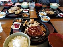 豊田オフ会前編 レトロ喫茶店にてハンバーグオフ会開催