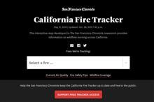 カリフォルニア各地で山火事が凄い事に