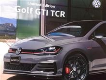 Golf GTI TCRのカタログをゲット