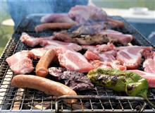 ★秋は食欲の秋~♪高カロリー摂取だ!肉祭りの始まりだよ!(笑)FC-WORKSバーベキューオフ開催です♪