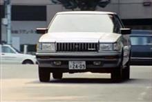 覆面車 GS121 クラウン4ドアハードトップ・ロイヤルサルーン2.0DOHC