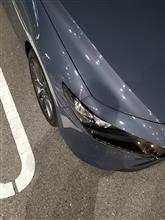 Mazda3 FB1.5G(AT)に200km試乗