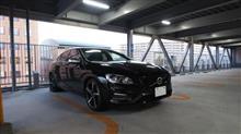 今回はポツン  #Volvo #S60 #南大沢 #トナラー